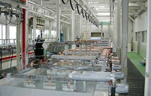 生産設備のイメージ